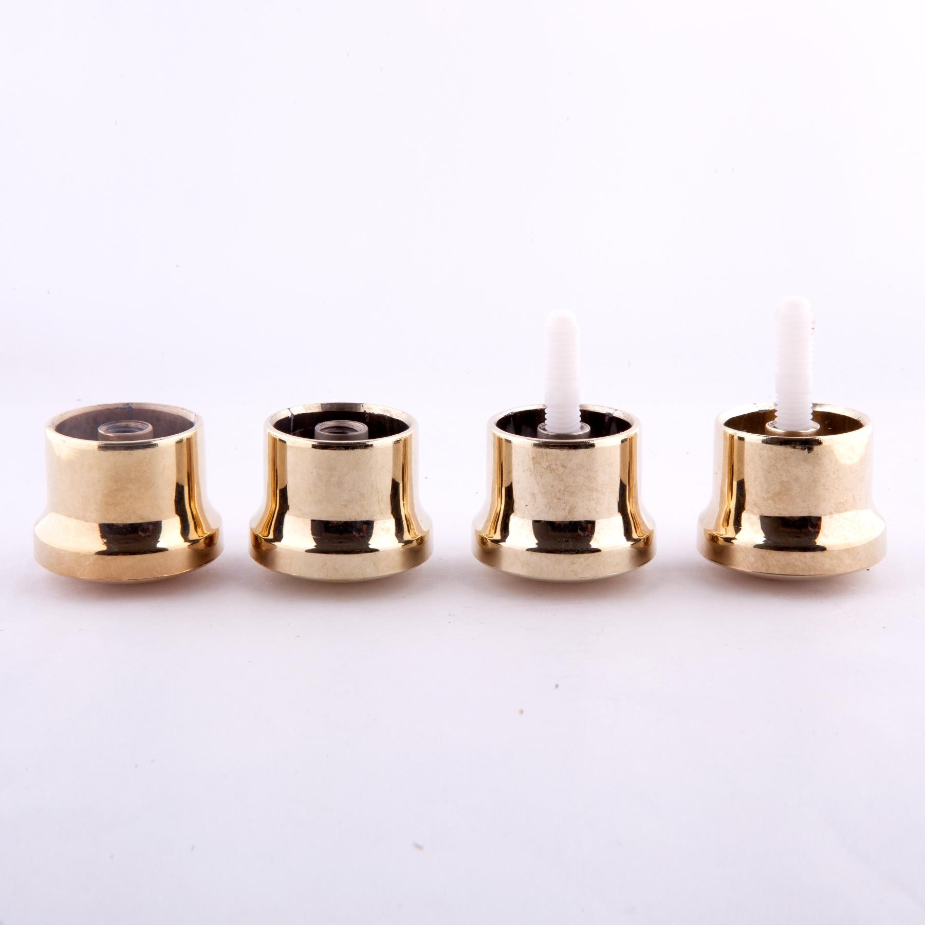resm Topuz Kulp - Plastik Gold